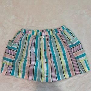 Carter's Toddler Girls Multi Colored Skirt Size 4T